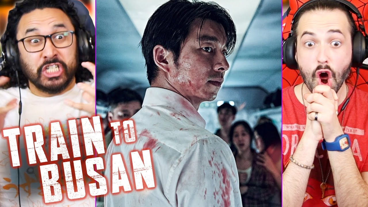Download TRAIN TO BUSAN MOVIE REACTION!! (First Time Watching   Zombies   Breakdown    부산행)