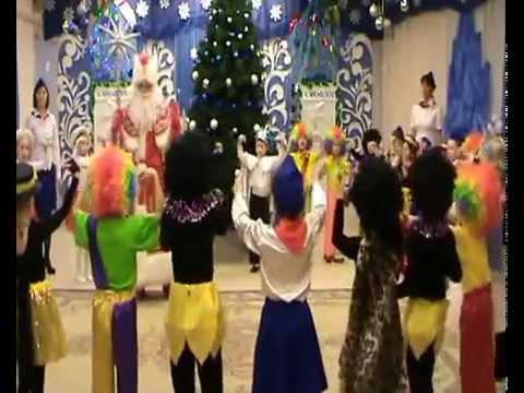 новый год под  гр  детский сад №35