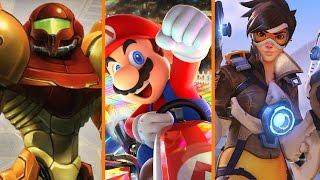 Metroid Prime 4 SURPRISE? + Mario Kart Beats Prey + Overwatch YouTube HOAX - The Know