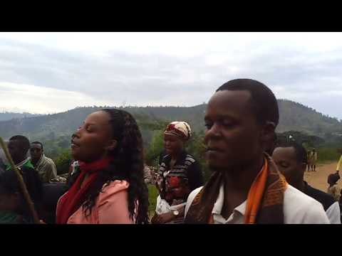 Burundi Tour with a Message of Hope and Reconciliation: Shengero Murika Initiative