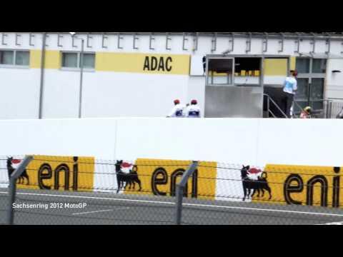 Sachsenring 2012 MotoGP