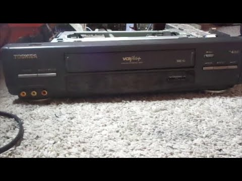 Review Of My Toshiba M659C VCR
