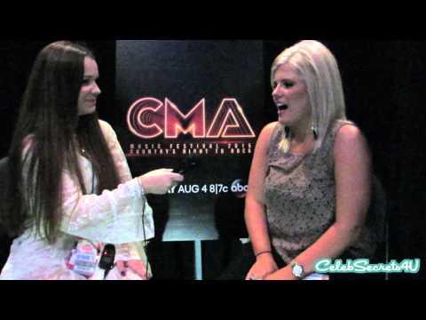 Allison Bray Talks Being on