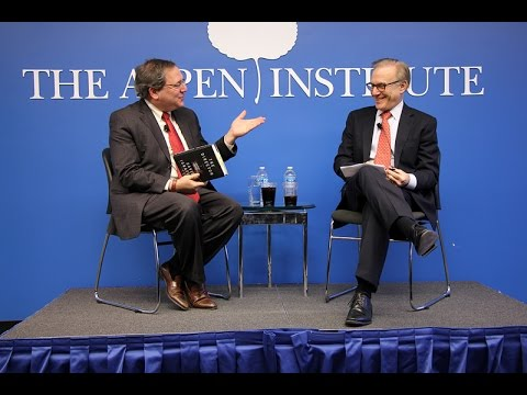 "NYT's David Sanger interviews Author David Ignatius on his latest novel ""The Director"""