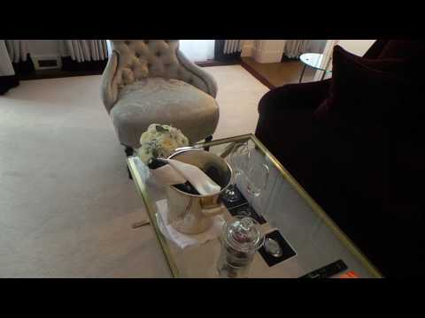 My Suite with Private Terrace at La Reserve Hotel & Spa Paris