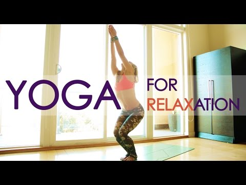 Yoga for Relaxation and Anti-Anxiety with Kino