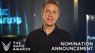 The Game Awards 2017 Nominee Announcement! 🎮