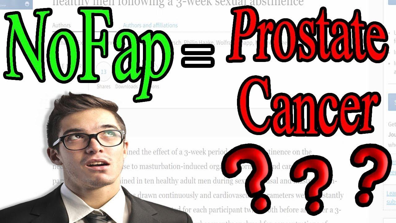 reddit nofap prostatitis