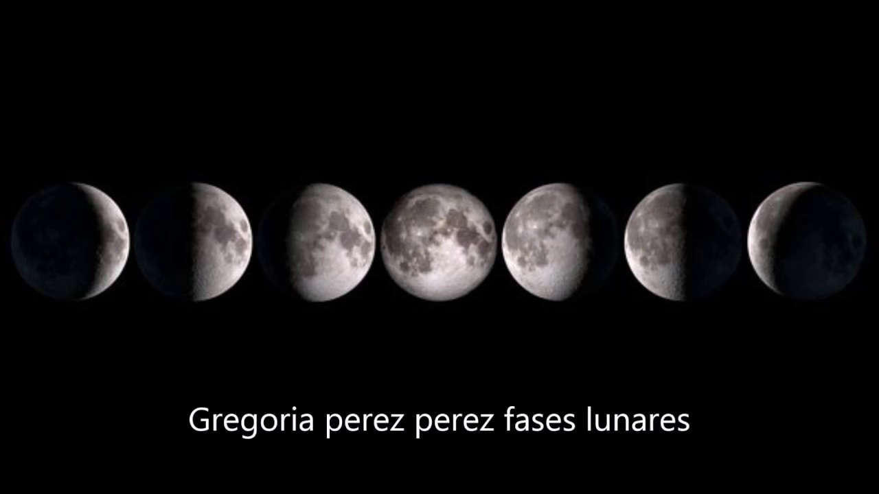 Calendario Lunar Mes Abril 2017 Youtube