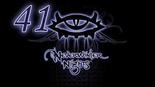 Прохождение Neverwinter Nights - Часть 41 (Как пройти в библиотеку)