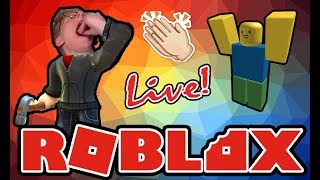 cAn I hAVe rOBuX??? / Roblox / The Insomniacs Stream #468