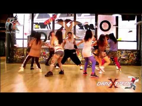 Circus (Britney Spears) (MTV Funk Dance Class) Choreographed By Master Ram