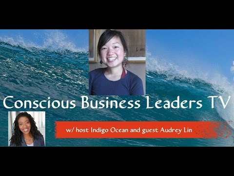 "Audrey Lin of Service Space on ""From Leadership to Laddership"""