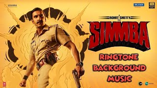 Simmba Movie Ringtone (BACKGROUND MUSIC)