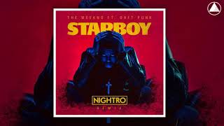 The Weeknd Ft. Daft Punk Starboy Nightro Remix.mp3