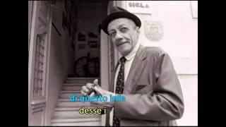 Samba Italiano - Adoniram Barbosa