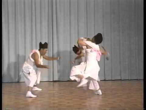 鹿島踊の踊り方(1989)2_3