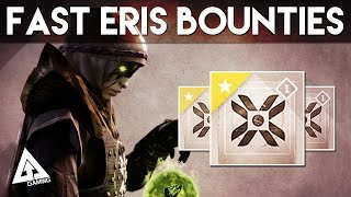 Destiny - Fastest Way to Complete Eris Morn