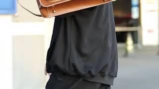 #507 Eton 캐주얼 패션 복고풍 서류가방 비즈니스…