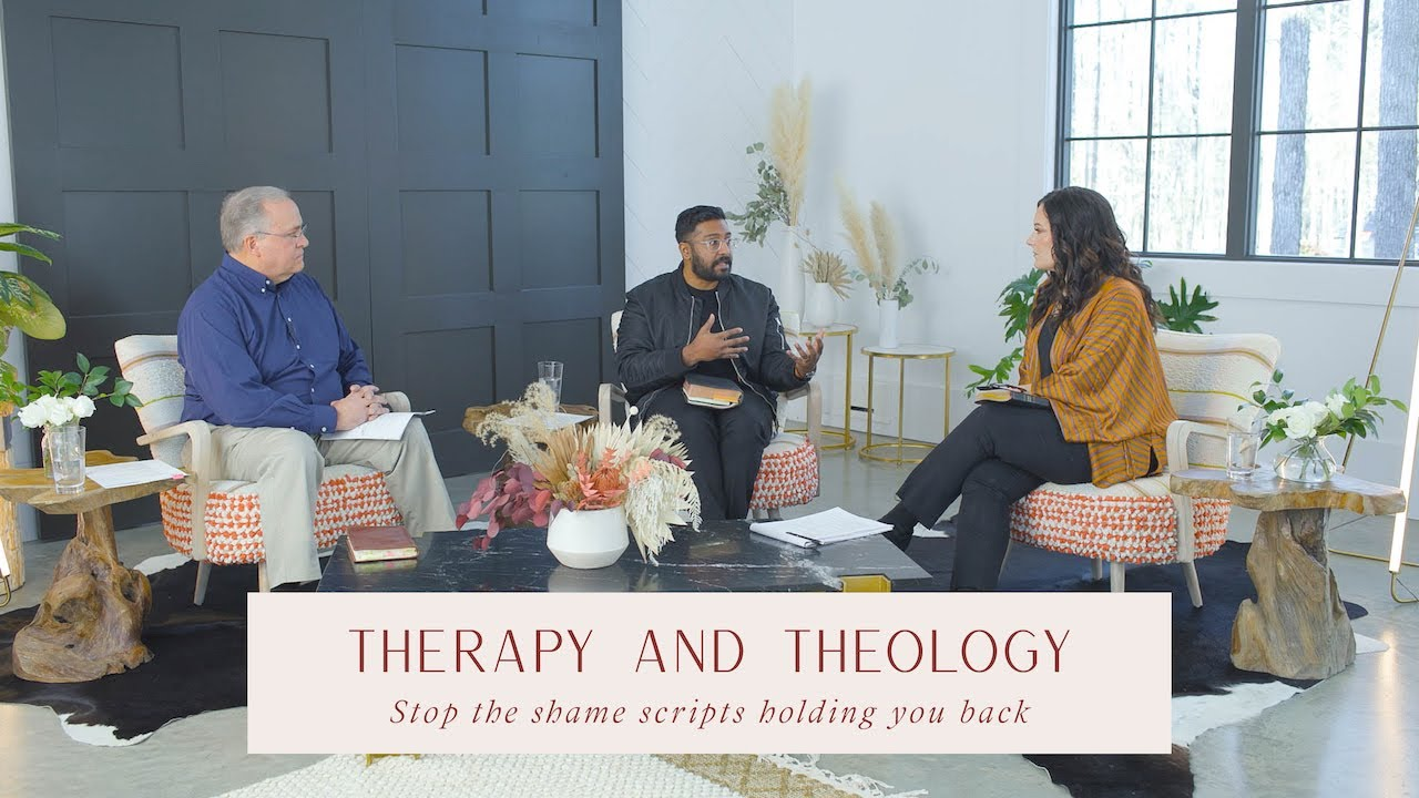 Download Therapy & Theology: Stop the Shame Scripts Holding You Back