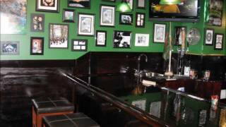My Basement Irish Pub. Basement Bar. Man Cave. Build Your Own Home Bar
