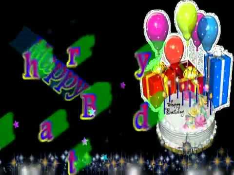 Happy Birthday--Sana Helwa