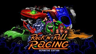 Rock n' Roll Racing Definitive Edition PS5