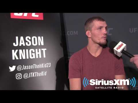 Jason Knight OK With 'Hick Diaz', But Prefers 'Mississippi Mean'
