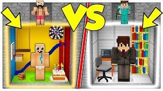 COSA SCEGLI TRA GENITORI E BAMBINI? - Minecraft ITA