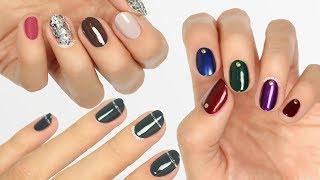 秋冬必買的高質感指甲油!指甲彩繪讓指尖美美的