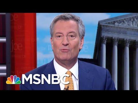 Bill De Blasio: NYC Drove A Hard Bargain With Amazon | Morning Joe | MSNBC