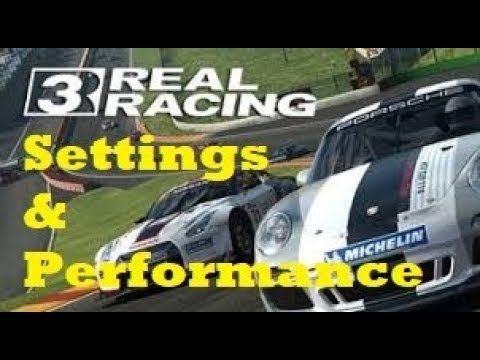 How To Play Real Racing 3 In BlueStacks | Settings And Performance | GreyExploiter