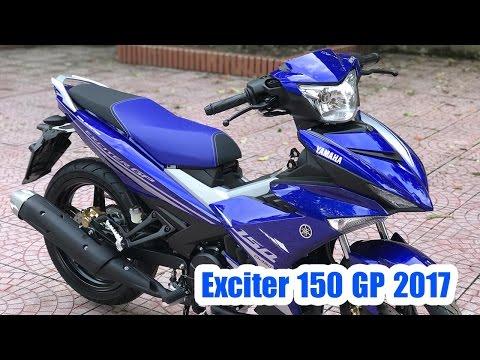 Yamaha Exciter 150 GP 2017 ▶ Đánh giá thực tế thay đổi