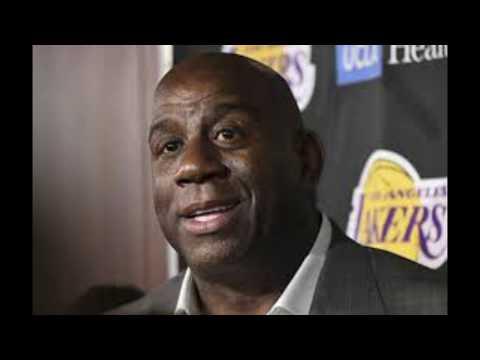 [Breaking News] Magic Jonhson explains in detail reason for leaving Lakers