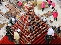 1830体が並ぶ「鴻巣びっくりひな祭り」 の動画、YouTube動画。