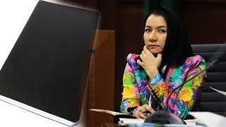 Bawa Buku Hitam Saat Sidang, Rita Widyasari Bantah Terinspirasi Setya Novanto