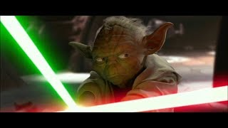 Star Wars Battlefront 2: Yoda Gameplay no HUD (21:9)