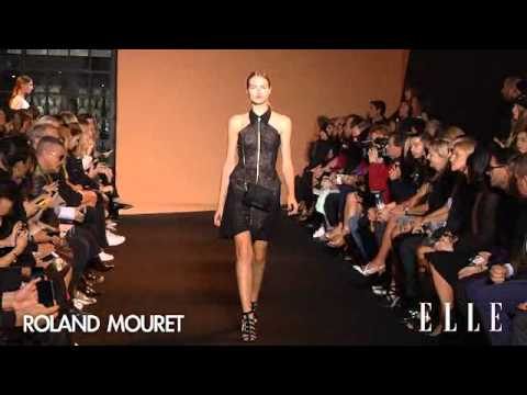 Roland Mouret SS15 | Paris Fashion Week