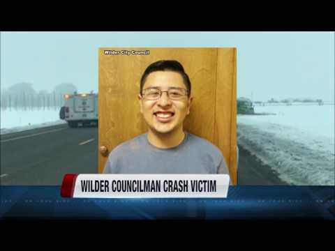 Wilder city councilman killed in car crash