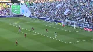 ไฮไลท์เต็มข้อ เรอัล เบติส 0-2 บาร์เซโลน่า 01/05/2016