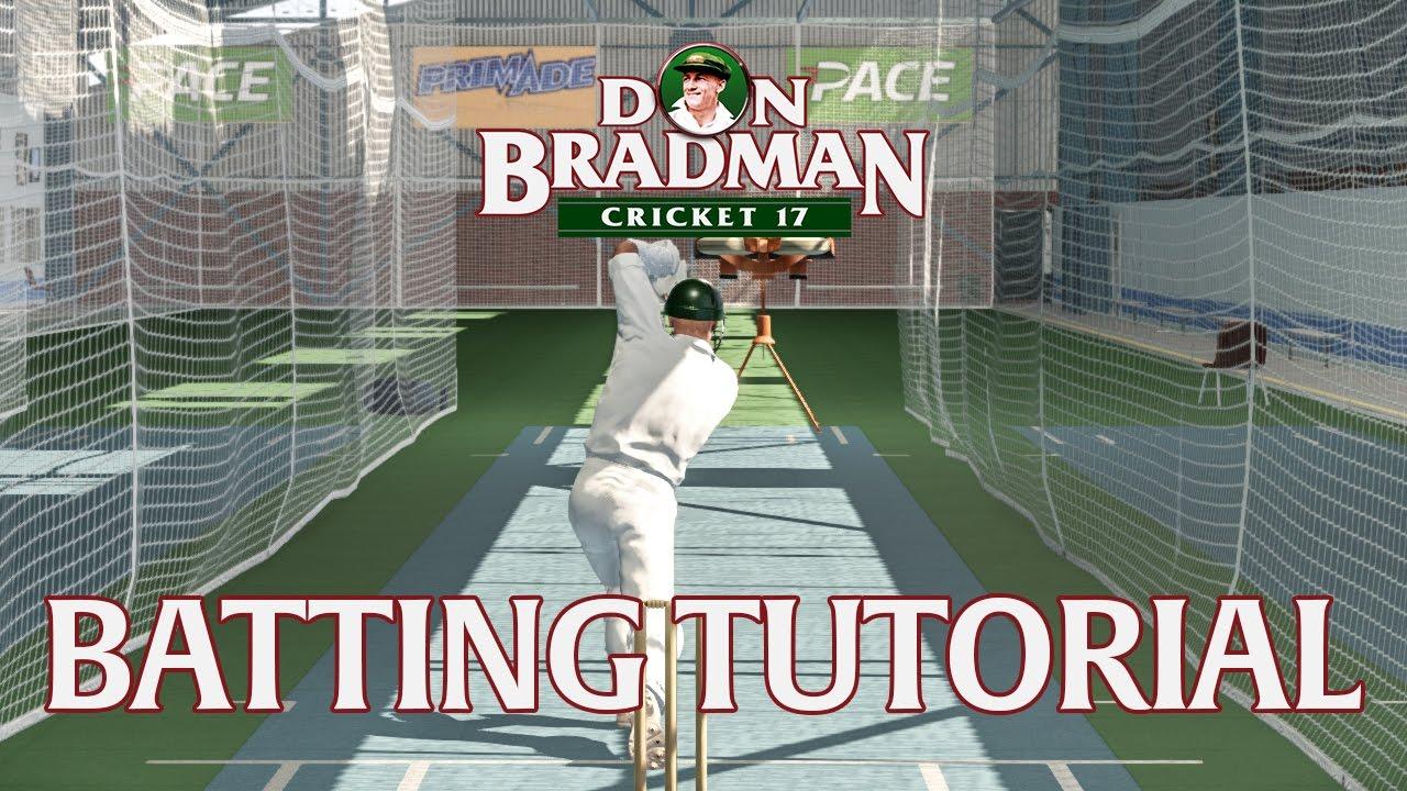 don bradman cricket 17 catching tutorial
