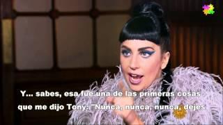 Entrevista a Lady Gaga y Tony Bennett en CBS Sunday Morning Subtitulada Español - Parte 2