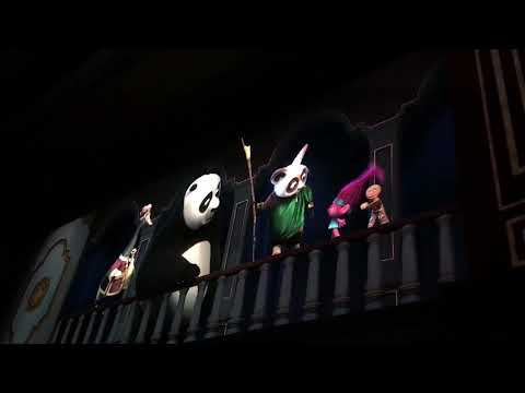 *NEW* DreamWorks Theater: Kung Fu Panda   Universal Studios Hollywood