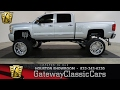 2015 Chevrolet Silverado K2500 Z71 HD Gateway Classic Cars #610 Houston Showroom