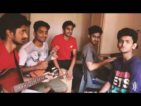 Nilavil ellame [cover] by The Echo