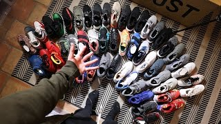 BIGGEST SNEAKER HAUL EVER ON YOUTUBE! (50+ Pairs)