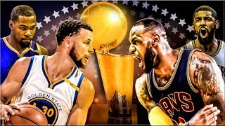 2017 NBA Finals Promo - Cavaliers VS Warriors