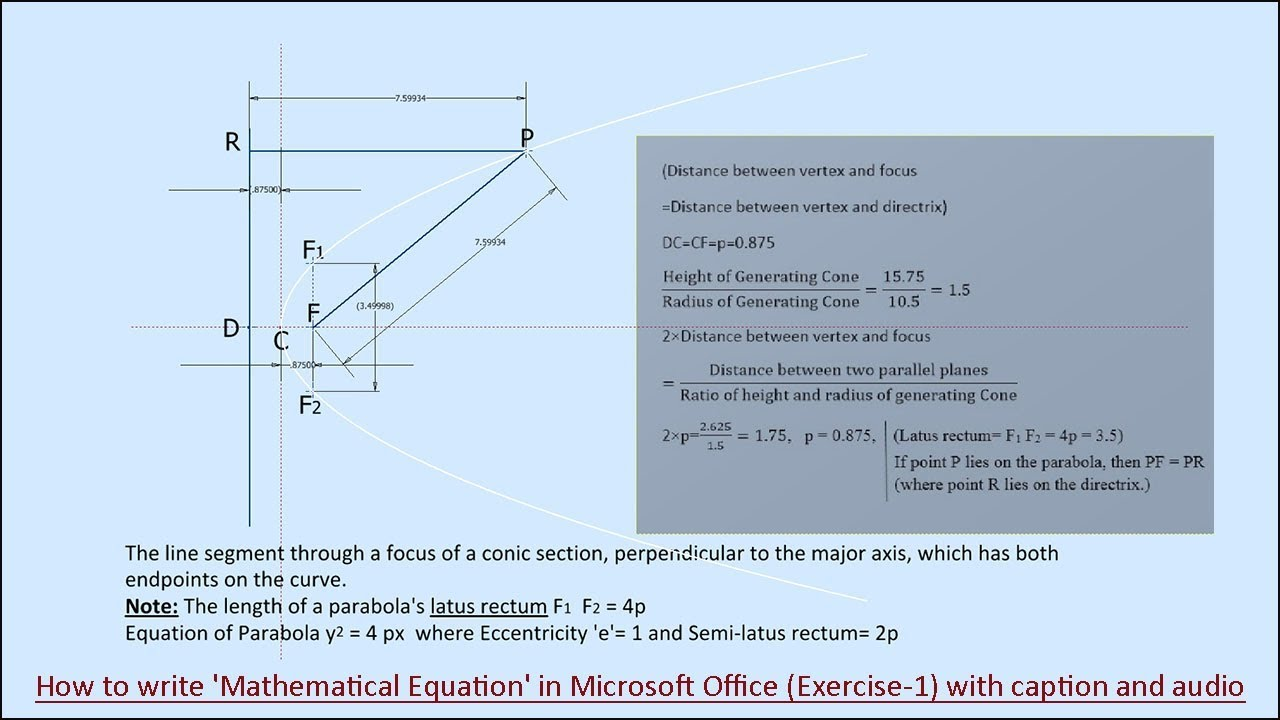 microsoft office exercise