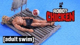 3 Tom Hanks Movies | Robot Chicken | Adult Swim