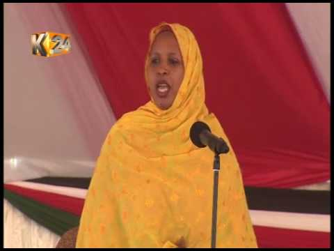 First lady Margaret Kenyatta pushes for President Uhuru's re-election in Isiolo County
